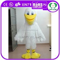 HI CE bird costume pelican mascot costume for sale