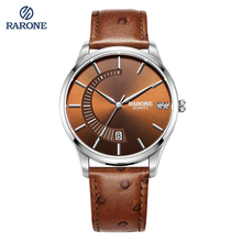 Top brand luxury men japan movt quartz titanium watch