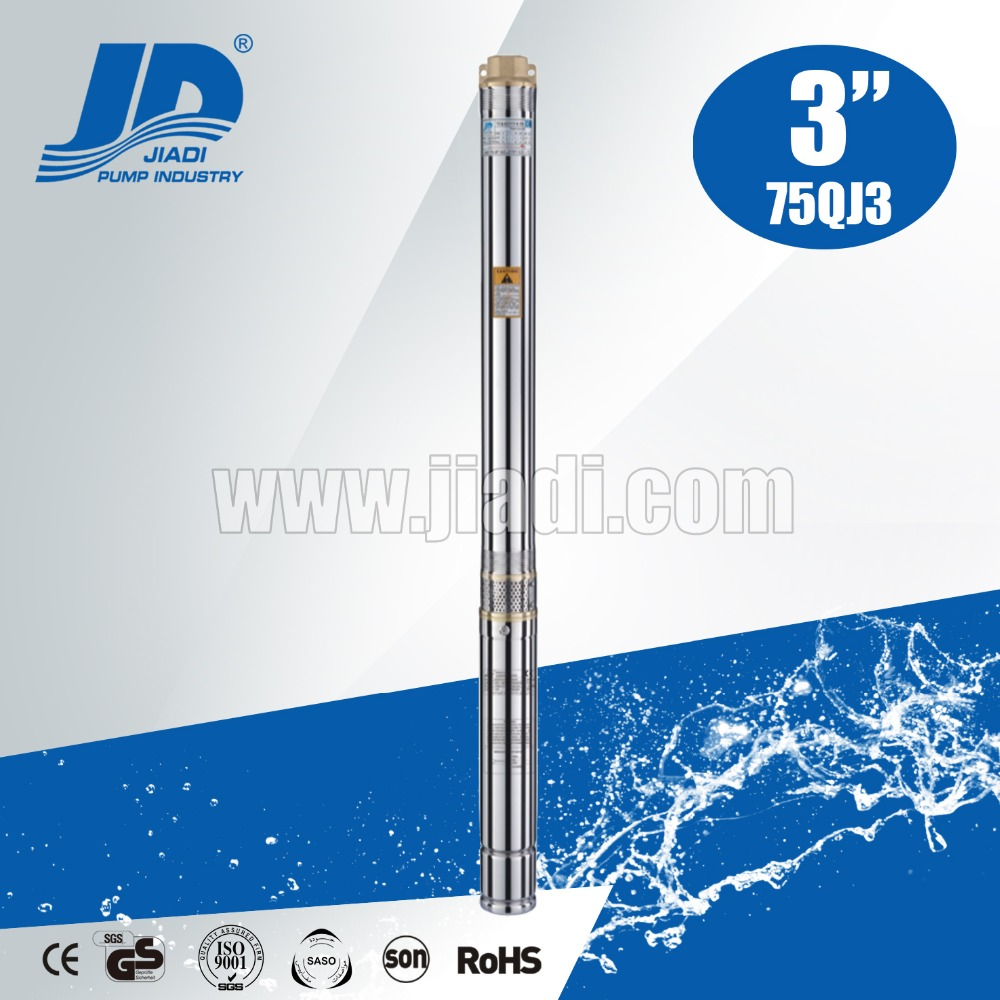 high head water submersible pump for diesel