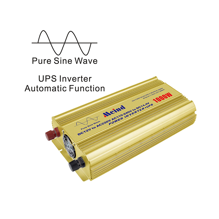 dc to ac inverter pure sine wave power inverter 1000w full UPS power inverter