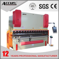 Hydraulic Manual with Steel Bending Machine
