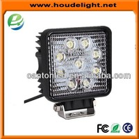 12/24v IP67 spot/flood beam 27W Auto led Work lamp 48W Led Work Light