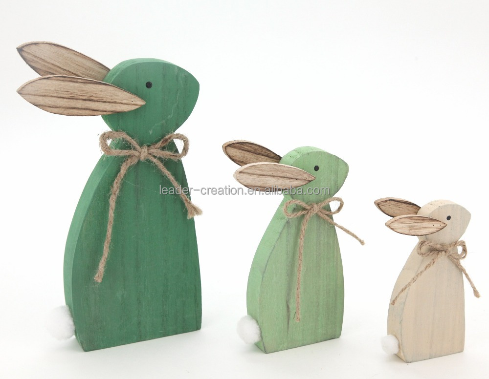 Easter decoration Gift for wooden easter gift