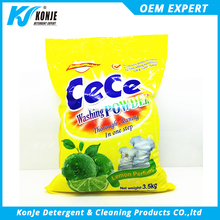 laundry detergent powder/foaming agent of detergent powder/detergent in powder