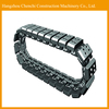 Sumitomo LS280 excavator undercarriage parts small excavator rubber track