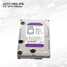 Good compatility CCTV 4tb hdd 3.5 SATA 5400rpm second hand hard disk drive