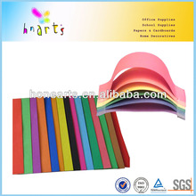 book of construction paper with 85gsm/ a4 construction paper