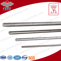 Sintered Tungsten Carbide Rods With Three