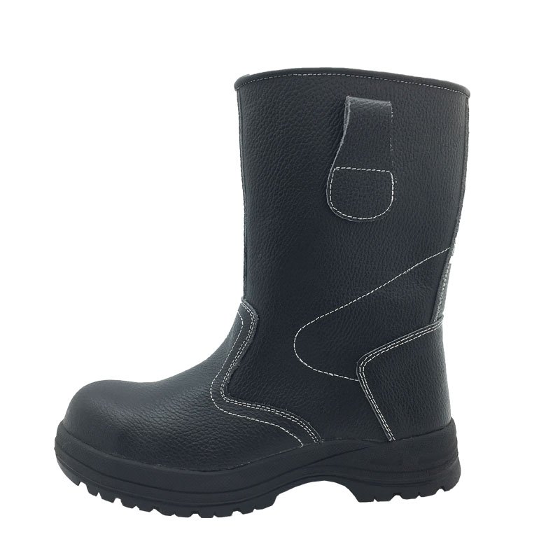 NMSHIELD CE S3 standard steel toecap boots warm safety rigger boots