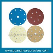 Coated Abrasives Velcro Sanding Discs for Car/Auto