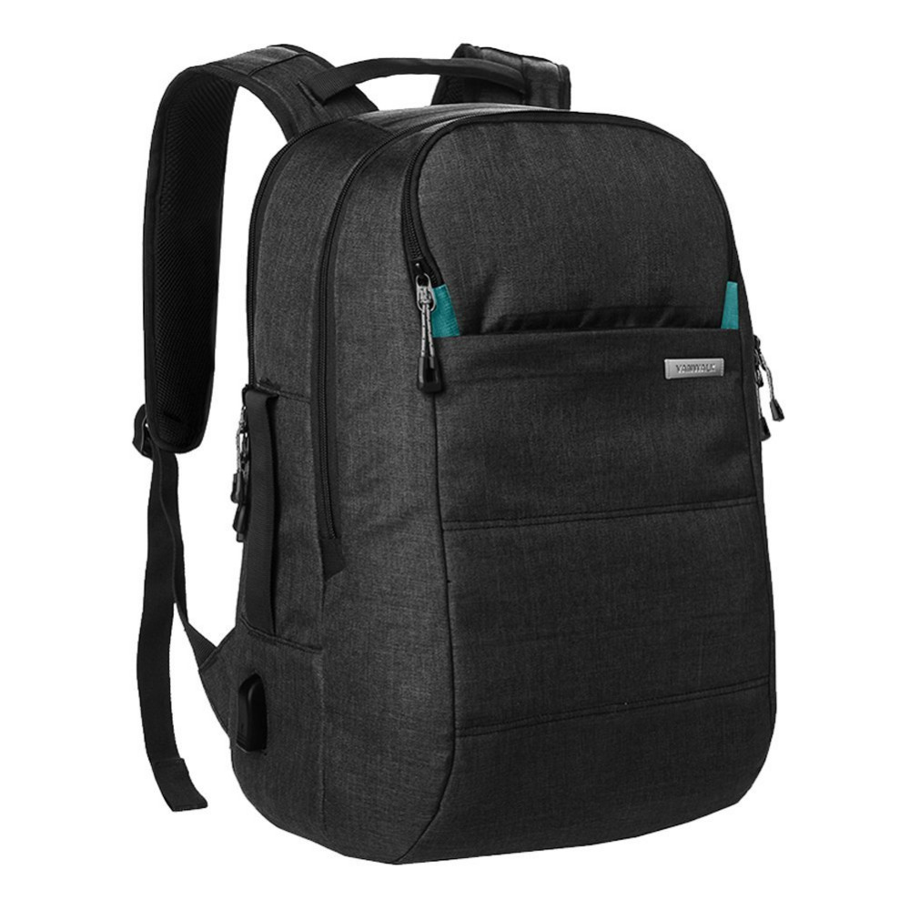 Fashion designer anti-thief laptop backpack have charging USB interface