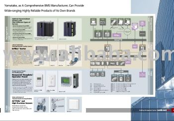 Yamatake Corporation,Japan equipment part