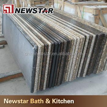 Wholesale Laminate Bullnose Granite Countertops - Buy Bullnose Granite ...