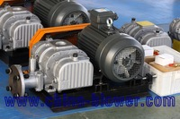 Reliable manufacturer of wastewater treatment package and root compressor and small turbo