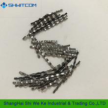 construction building materials low carbon cripmed steel fiber with loose