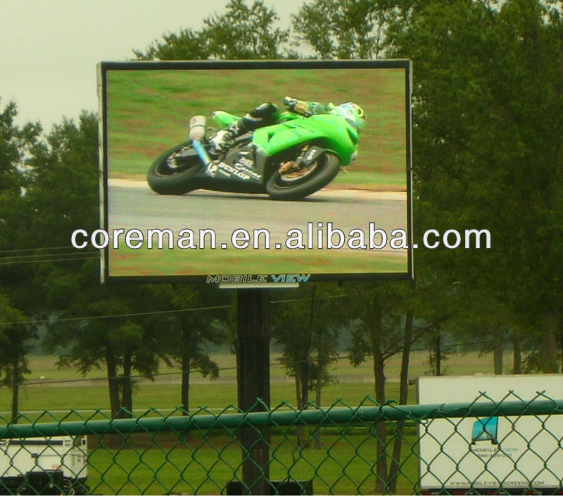 alibaba europe HD high brightness CE,Rohs p16 picture,animation led screen board/ roll up led video screens