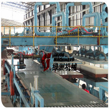 exterior and interior wall panel Calcium Silicate Insulation Block Production Line