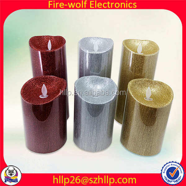 Multi Color Candle Manufacturer Candle Windproof