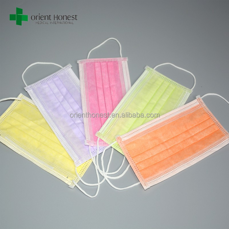China disposable free printable dentist face mask suppliers