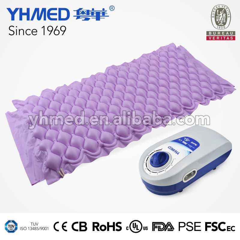 Easy to install medical inflatable air mattress bed for hospital