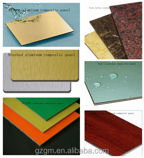 Cheapest Exterior Wall Cladding Material 4mm Out Door Aluminium Composite Panel Buy Wall