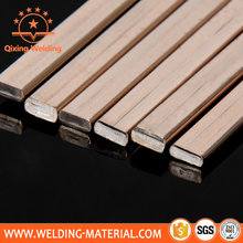 China supplier Phos copper welding rods brazing alloys filler metal