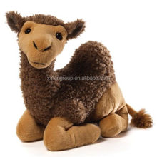 plush toy camel stuffed soft plush hand puppet toy