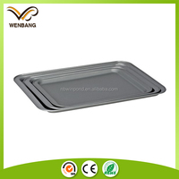 non-stick coated Carbon steel ovenware baking sheet
