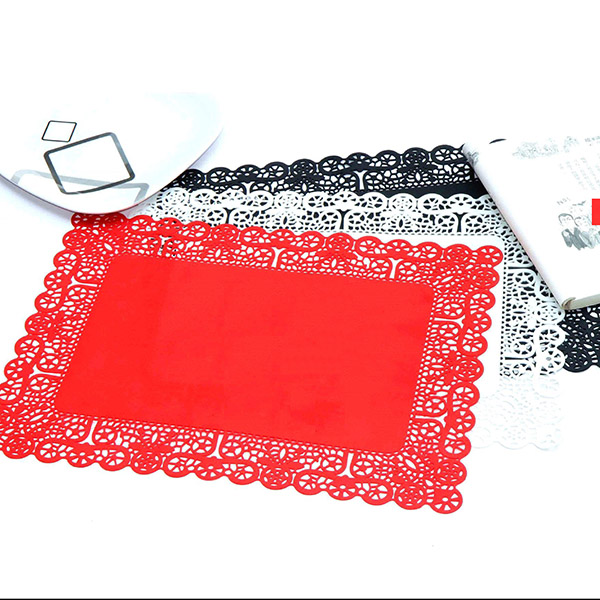hot sell dining table mat, table topper disposable placemats