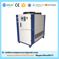 -10C/-5C Portable Industrial Low Temperature Water Chiller Unit Wort Chiller