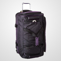 26 Inch Fancy Luggage With Water-repellent Coating