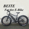 Popular used fat tire electric cycle, electric power cycle