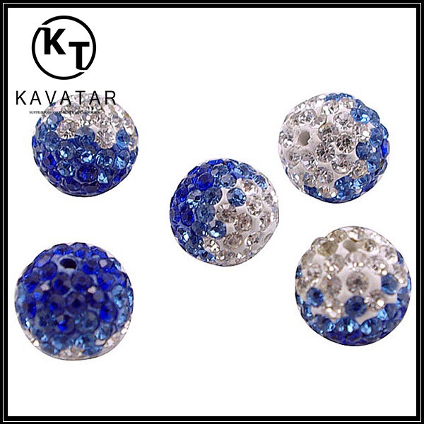 High quality cheap shamballa beads for customize design