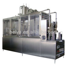 Semi automatic filling machine for laundry soap powder