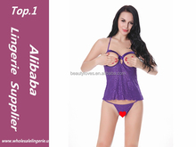 Sexy Lingerie Hot extreme Ladies Sexy Sleepwear girls Sexy Underwear Intimate Baby doll
