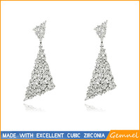 firgue crystal avenue earrings