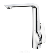 Sanitary bathroom home UPC wash basin faucet MJ751with 5 layer chrome plated