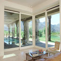 The choice of Bill Gates' villa top luxury series aluminum windows and doors