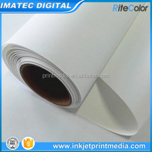 Wholesale 260gsm Inkjet Printing Matte Coat Polyester Art Canvas Roll