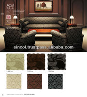 PVC leather for upholstery various colors made in Japan for sofa design