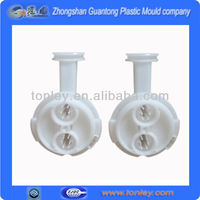 ABS spare parts plastic injection moulding making