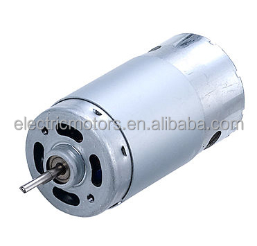 12v 24v Electric Carbon Brush Brushes Brushed DC Motor For Micro Hair Dryer Vacuum cleaner Sewing Machine Starter 15000rpm 390