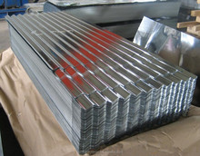 color corrugated steel sheet/zinc roofing sheet/galvanised corrugated steel sheet