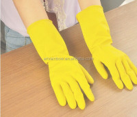Household cleaning rubber Gloves