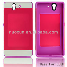 Designer cell phone cases wholesale for Sony L36H