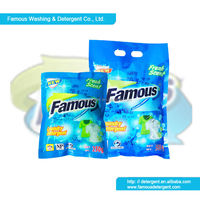 Famous Fast Cleaning Laundry Washing Powder