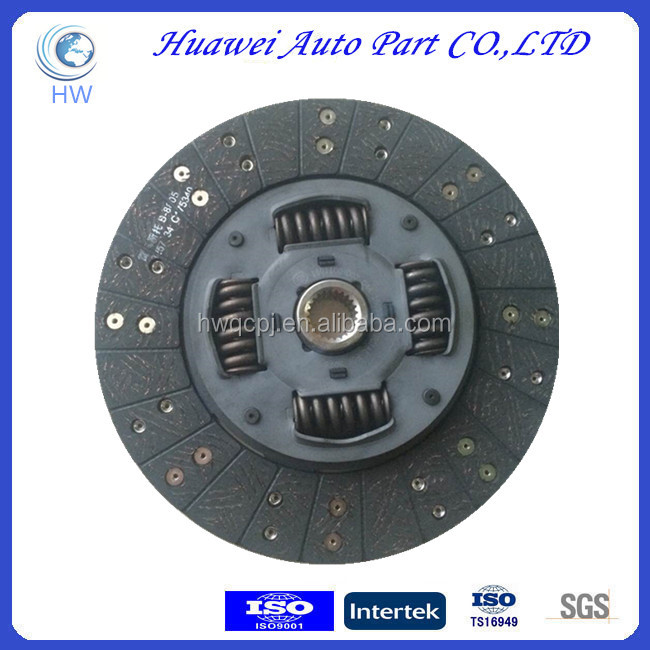 Clutch kits clutch disc clutch cover and bearing used for Japanese auto car