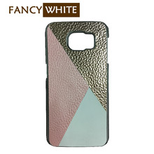 China bulk unbreakable cheap silicone plastic patchwork customise phone cases