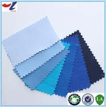 best-selling twill polyester anti static fabric no dust fabric for lab coat