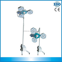 LED mobile shadowless operation lamp for emergency lighting